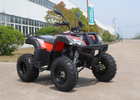 Red Kandi Oil-Cooled CVT ATV Quad Bike 200cc With Chain Drive For Adult