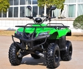EPA Utility Quad 250CC Utility ATV Four Wheelers For Adult , Chain Drive