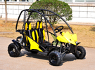 China Gas Electric Off Road Go Kart Buggy For Farm , Go Kart Kits KD 150GKT-2 factory