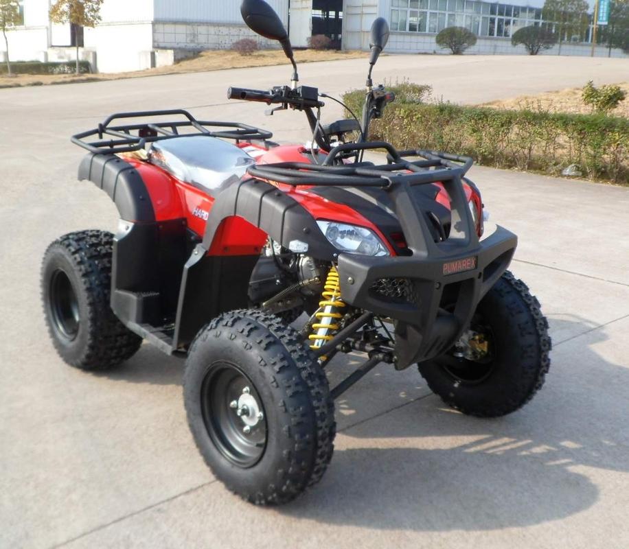 200cc gy6 utility atv four wheels one seat with reverse. Black Bedroom Furniture Sets. Home Design Ideas