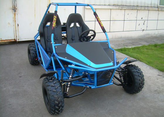 Automatic Kandi All Terrain Vehicle Hydraulic 4 Wheelers With Reverse