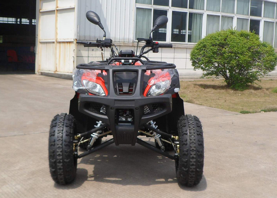 China 200cc Utility ATV Oil Cooled Automatic With Reverse For Beach factory
