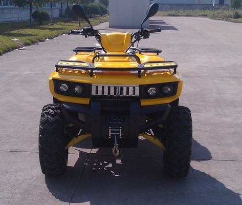 China Gas Powered 400CC ATV 4*4 JA 400AUGS-1 , Street legal ATV With EPA Standard distributor